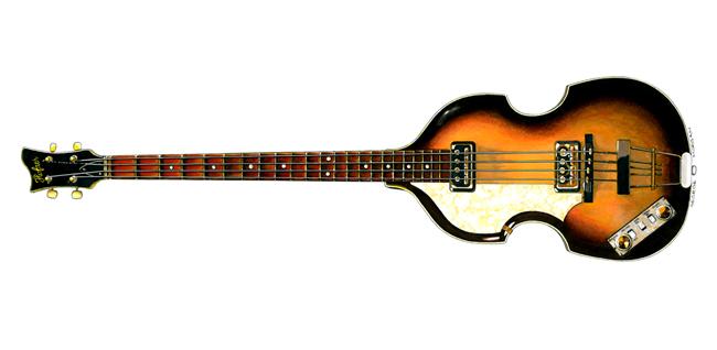 mccartney 63 hofner violin bass 650 x 318 george morgan illustration. Black Bedroom Furniture Sets. Home Design Ideas