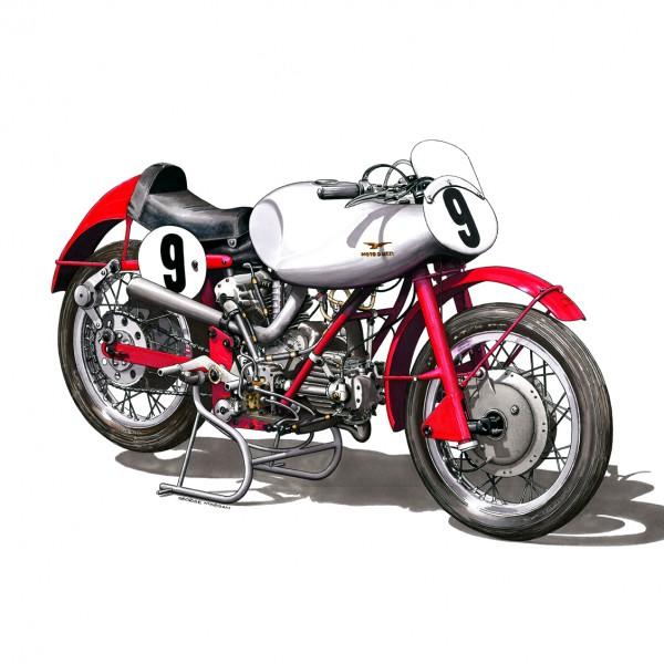 Moto Guzzi V2 Bicilindrical