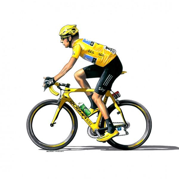 Wiggo Yellow Dogma