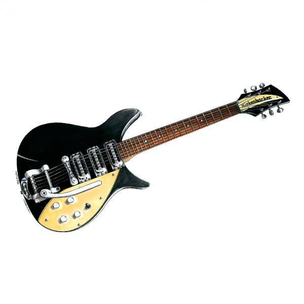 John Lennon Rickenbacker 58C325