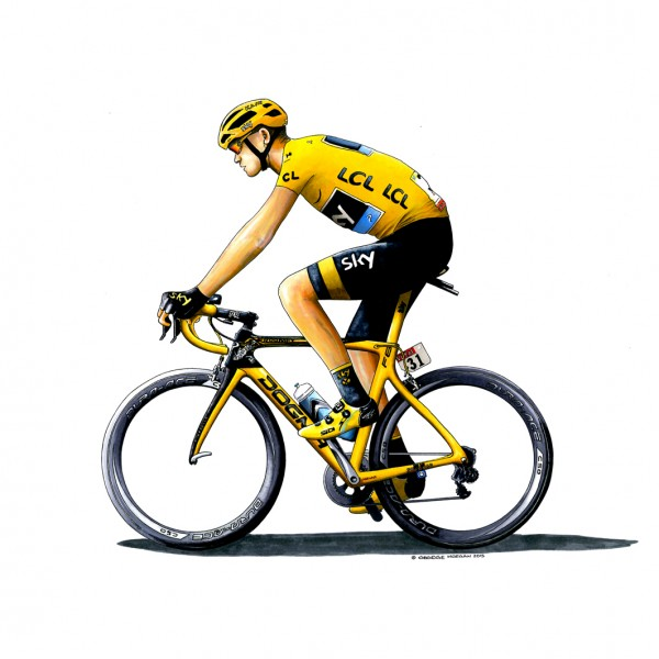 Froome TDF 2015